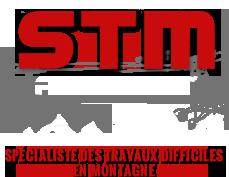 STM Pugnat – Société de travaux de montagne depuis 1963.  Exploitation de remontées mécaniques, de téléphériques entreprises de manutention, de levage travaux publics travaux d'accès difficile -Savoie -Haute Savoie